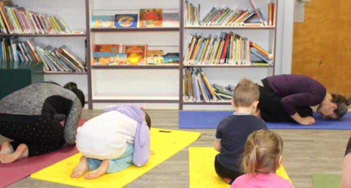 La passion du yoga