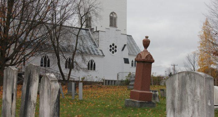 Série Cimetières : Les types de cimetières